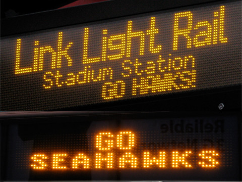 Sound Transit is the 12th Man