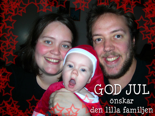 God Jul! by you.