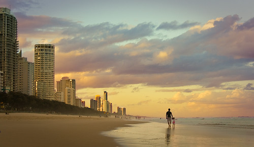 gold coast beaches australia. The Gold Coast of Australia is