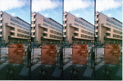 (wane-) Tags: film architecture 35mm lomo expiredfilm michelucci girovagando sinotachemihannoregalatounoscanner