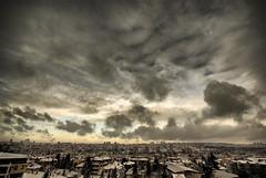 (Csheemoney) Tags: city roof sky colors landscape town high cityscape top apocalypse sigma wideangle belgrade 1020 beograd birdseyeview hdr vozdovac dramattic