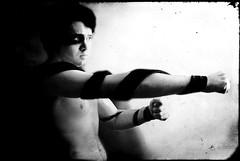 124/365 Black Belt (QuEpAsA Boy!) Tags: boy shirtless bw man male contrast karate kungfu halfnaked blackbelt pandaeyes 365days 365daysproject flickr365 aplusphoto centuryboytoo flickrhottiealert benassibrosfeelalive fightingcenturyboy checkouthiswhitebeltphotoitsmuchbetter illkickyourassandtakeyournamethatshowiplaythegame yeahiknowanothercopyofhisawesomephotos iwishihadabslol theropeistwoofmytiestiedtogehterlol