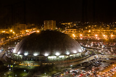Mellon Arena - The Igloo (LollyKnit) Tags: hockey nhl penguins pittsburgh igloo mellonarena pittsburghpenguins