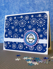 Warm Winter Wishes cards - Front (prospurring (Anne)) Tags: blue winter white warm ranger purple wishes ribbon coloredpencils prismacolor heroarts oms bobunny creativememories eksuccess warmwishes versamark cornerrounder doubledot hotoffthepress heatembossing gamsol warmwinterwishes archivalink tsukineko cutterbee embossingpowders odorlessmineralspirits waterproofinks watermarkinks 3ddots cl240 cl243 cl117 snowflakebackgrounds wintermessages paperpizazz