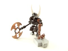 The Minotaur (Shadow Viking) Tags: greek lego heroes mythology labyrinth myth minotaur mythical theseus godofwar greekmyths godofwarii foitsop theminotaur thelabyrinthofdaedelus