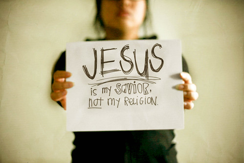 Jesus is my Savior by Rooted.
