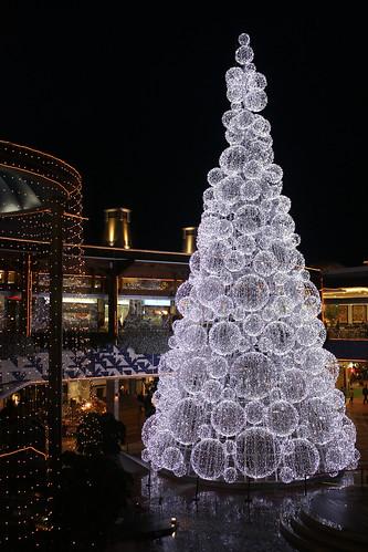 christmas tree @Faro