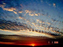 Islamabad is Beautiful (Engineer J) Tags: new sunset sky clouds year junaid m 2009 rashid islamabad engr