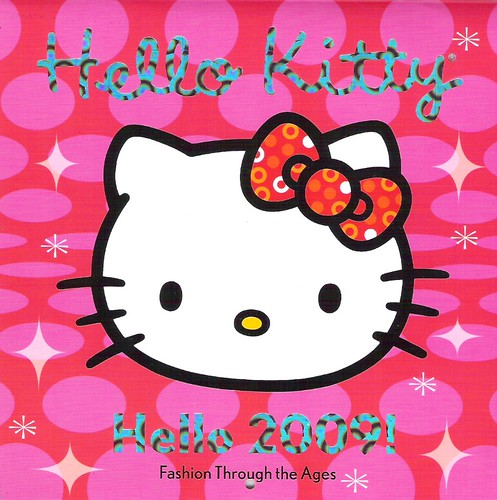 hello kitty january calendar 2011. Hello Kitty quot;Fashion Through