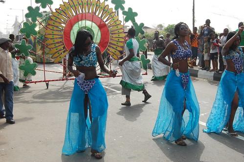Carnival Calabar en Nigeria