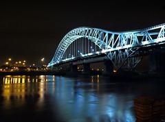 Nights bridge (Mr Grimesdale) Tags: olympus mersey runcorn merseyside widnes halton e510 rivermersey runcornbridge mrgrimsdale stevewallace runcornwidnesbridge challengeyouwinner pfogold mrgrimesdale