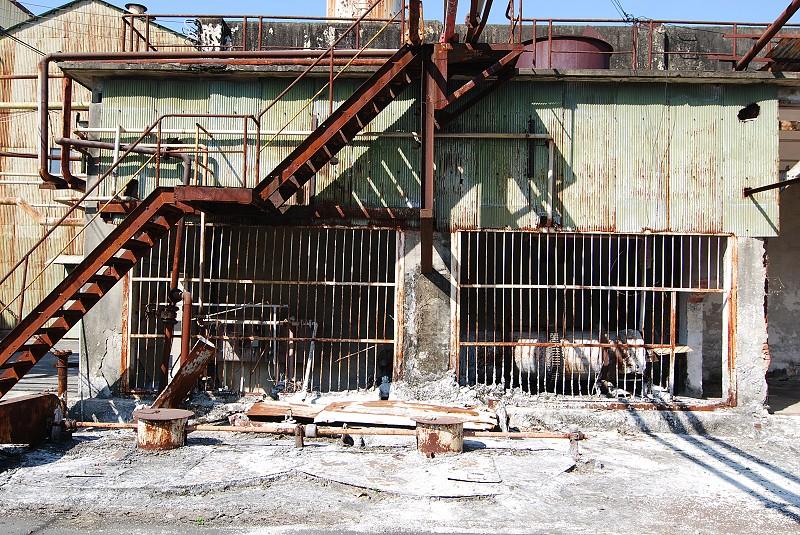 曾經這裡是繁華的糖廠