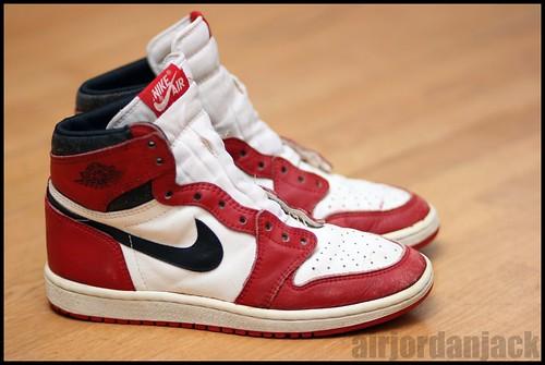 1985 Jordan 1