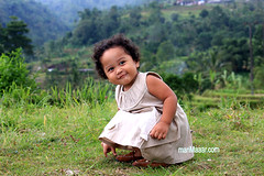 I can see your smile (Maaar) Tags: bali kids model chldren jatiluwih tabanan kidmodel salvida