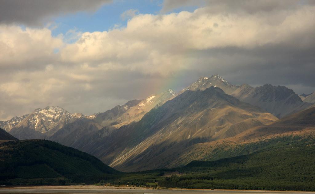 Mt Cook National Park
