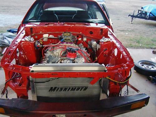 LS1 Mustang