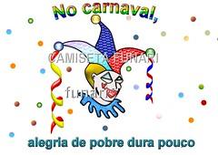 serpentina confeti carnaval frase camiseta