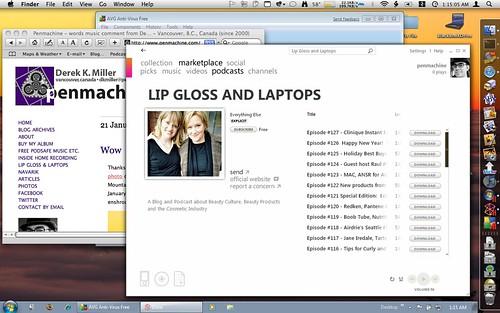 Windows 7 Beta on Mac OS X via Parallels
