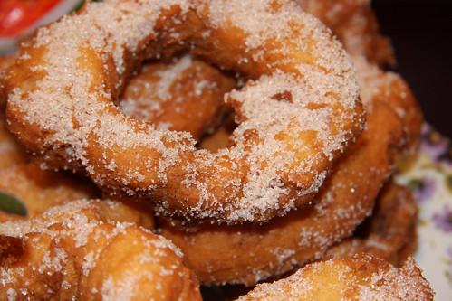 Rosquillas - Spanish Doughnuts