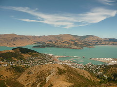 NZ: Mount Pleasant/Lyttleton Harbour