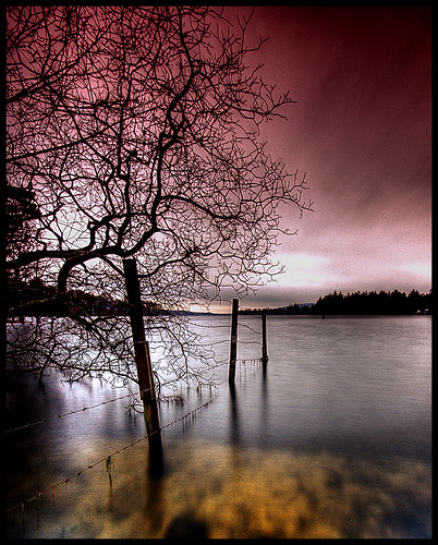 Break in the Rain at Luss, Loch Lomond