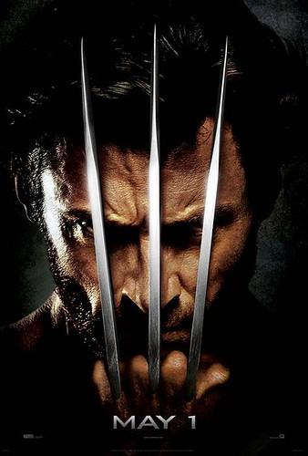 X-Men Origin: Wolverine Teaser Poster