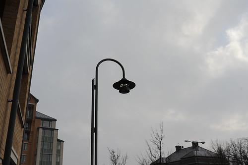 Louis Poulsenの街灯