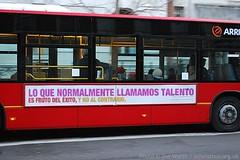 autobus ni ateo ni creyente