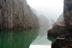 Matka Canyon (kosova cajun) Tags: winter lake landscape macedonia skopje treska ezero makedonija liqen peisazh shkupi maqedonija lakematka matkacanyon
