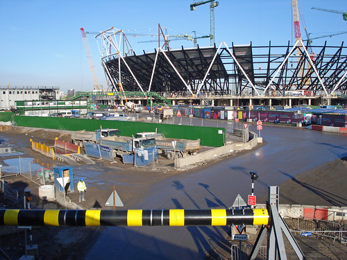 Estadio Olímpico  Londres 2009 2012