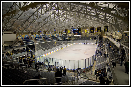 Yost Ice Arena (Set)
