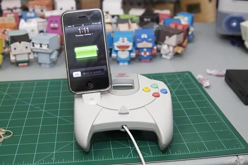 Iphone Dock mod