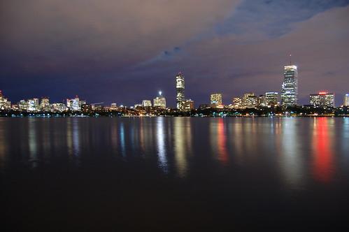 Boston de noche