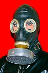 FILTER-5 (horpach) Tags: fetish mask goggles rubber latex gasmask gummi maske fetisch gasmaske breathplay
