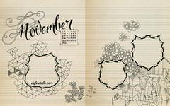 November desktop - 1680x1050