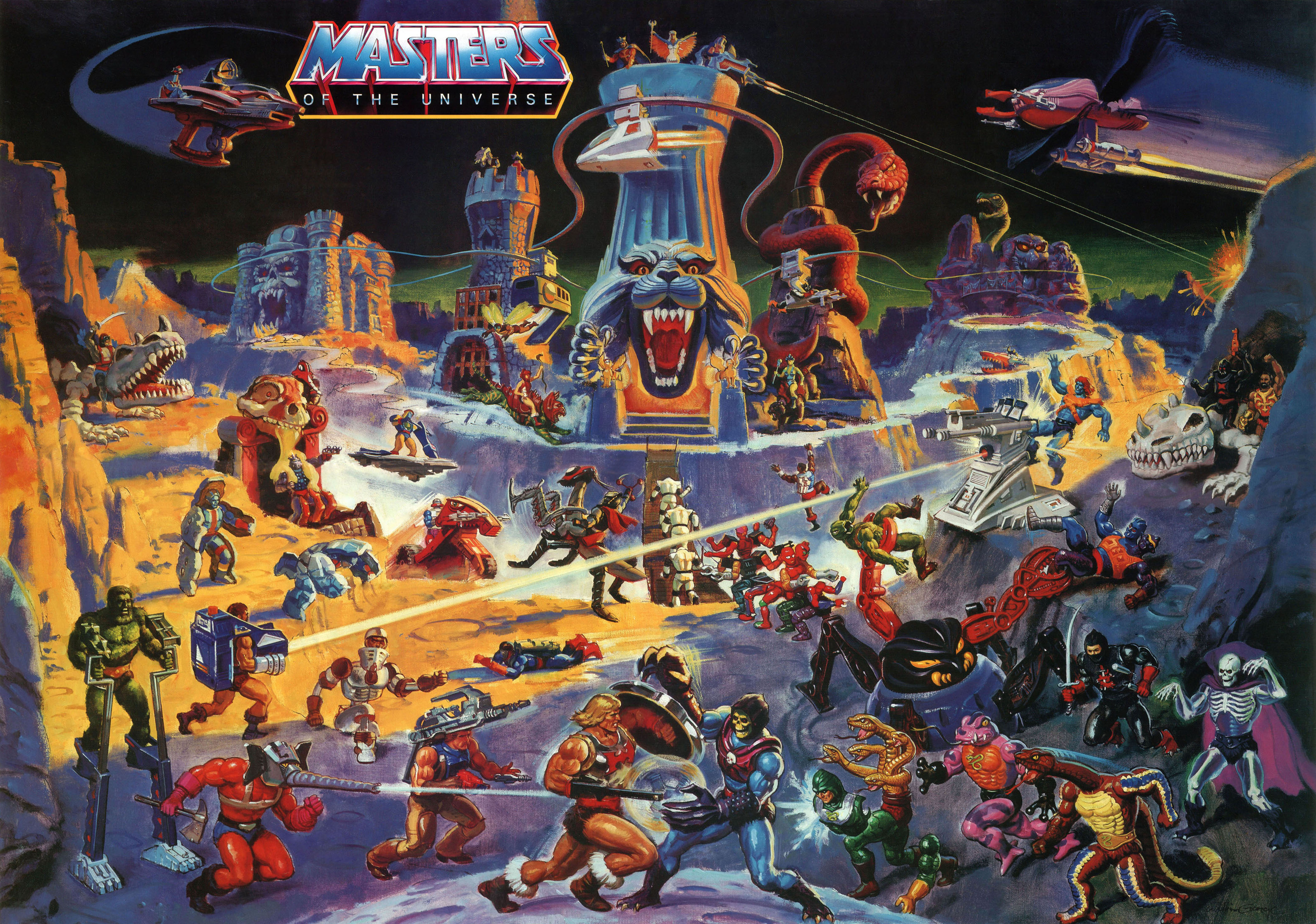 mcg is devoted to getting the masters of the universe movie made mcg is devoted to getting the masters of the universe movie made
