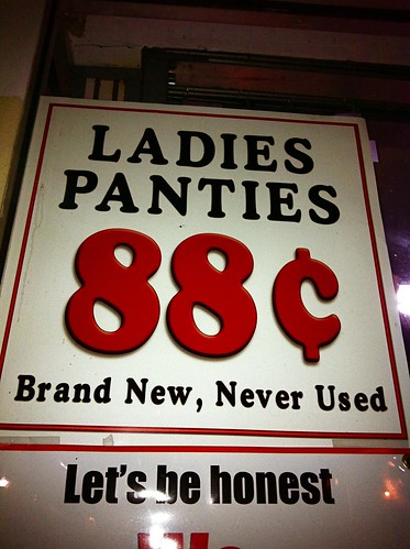 Ladies Panties
