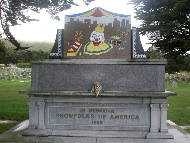 Showfolks of America Memorial