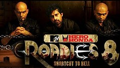 Hero Honda MTV Roadies 8 – 11th June 2011