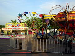 Dairyfest Carnival Midway At The Mall. (dccradio) Tags: carnival trees sky food trooper tree wisconsin dinner fun lunch ride bluesky entertainment eat ap popcorn cottoncandy greenery pickles supper trailer wisdom midway tornado dropzone wi popper amusements nachos attraction floss caramelapples caramelcorn carnivalride thrillride shavedice marshfield northwaymall paratrooper amusementride fairride snokones applechips foodtrailer mechanicalride dairyfest centralwisconsin amusementdevice foodconcessions marshfieldwi concessionstrailer apshows shoppesatwoodridge apcarnival wisdomrides wisdomindustries apenterprises marshfieldmall wisdommanufacturing dairyfestcarnival