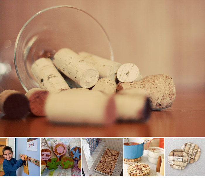DIY ~ corks tutorials