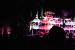 Fantasmic Dessert Seating