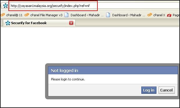 script phishing yayasan 1malaysia