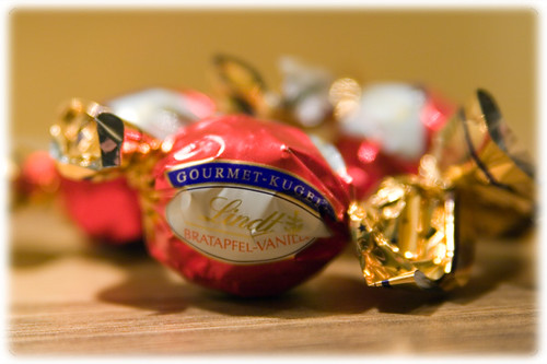Lindt Chocolate Ball