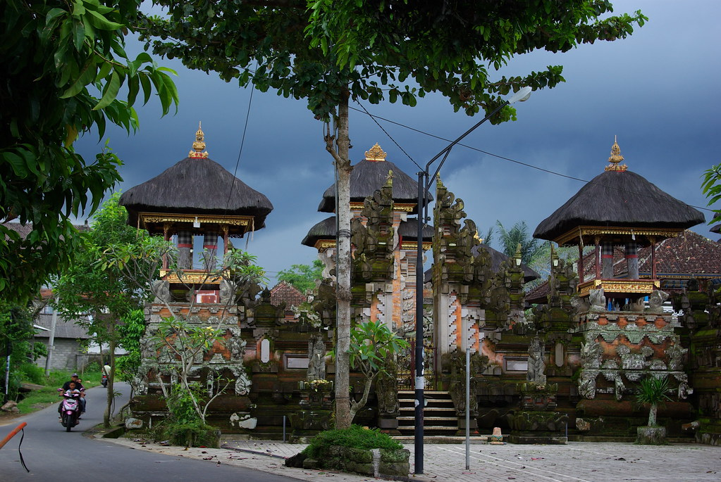 Bali Architecture Culture Of The Balinese
