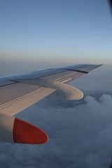 Flug Berlin - Amsterdam