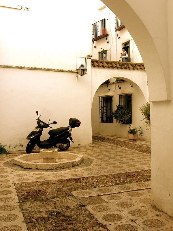 street in Córdoba