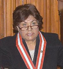 Adelaida Bolivar - Fiscal de la Nación