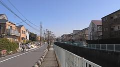 Kandagawa riverside
