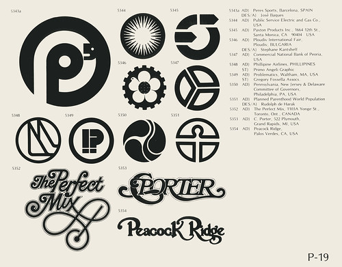 P-19, World of Logotypes